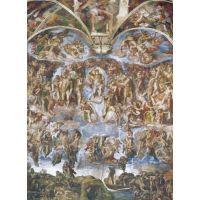 Clementoni Puzzle Museum Michelangelo Poslední soud 1000d 2