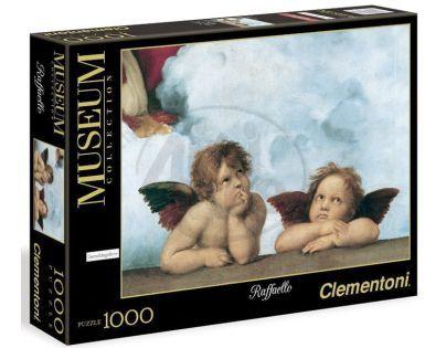Clementoni Puzzle Museum Raffaello 1000 dílků