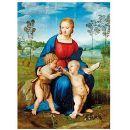 Clementoni Puzzle Museum Raffaello Madonna 1000d 2