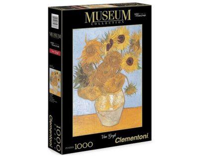 Clementoni Puzzle Museum Van Gogh 1000 dílků