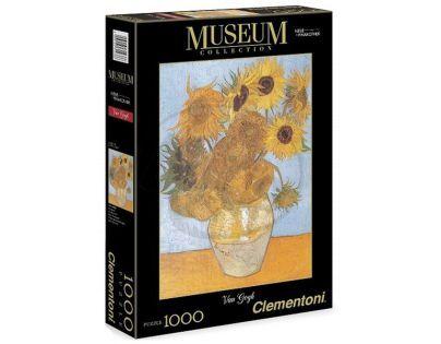 Clementoni 31438 - Puzzle Museum 1000, Van Gogh