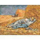 Clementoni Puzzle Museum Van Gogh La siesta 1000d 2