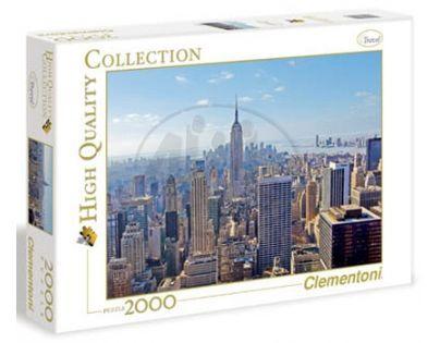 Clementoni 32544 - Puzzle 2000, New York