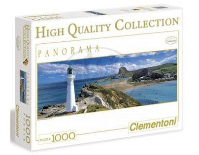 Clementoni Puzzle Panorama Nový Zéland 1000 dílků