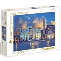 Clementoni 31988 - Puzzle 1500, Řím