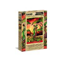 Clementoni Puzzle Sand 500 dílků Rodina