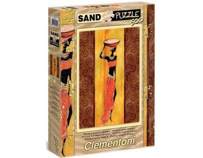 Clementoni 30352 - Puzzle SAND 500ks, Žena