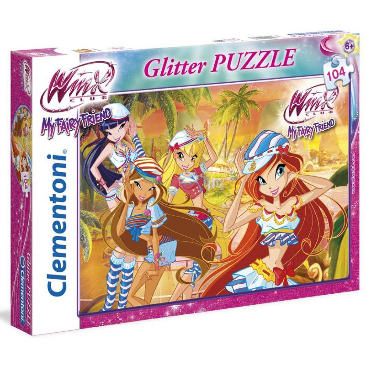 Clementoni 33C20086 - Puzzle Winx 104