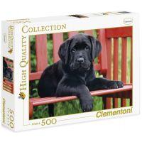 Clementoni 30346 - Puzzle 500, Štěně
