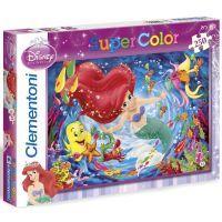 Clementoni 33C29661 - Puzzle Supercolor 250, Mořská víla