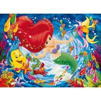 Clementoni 33C29661 - Puzzle Supercolor 250, Mořská víla 2