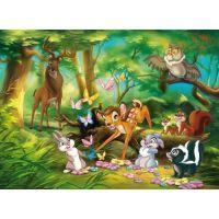 Clementoni 33C29429 - Puzzle Supercolor 250, Bambi 2