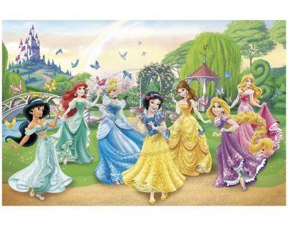 Clementoni 33C27856 - Puzzle Supercolor 104, Tančící princezny