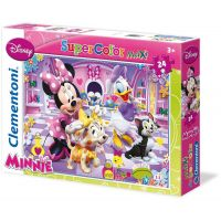 Clementoni Puzzle Maxi 24 Minie s pejskem