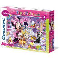 Clementoni 24433 - Puzzle Maxi 24, Minie s pejskem