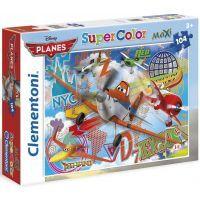 Clementoni 33C23646 - Puzzle Maxi 104, Letadla