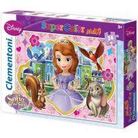 Clementoni 33C24450 - Puzzle Maxi 24, Sofia