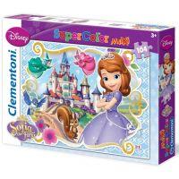 Clementoni 33C23651 - Puzzle Maxi 104, Sofia