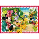 Clementoni 33C27889 - Puzzle Supercolor 104, Pěkné odpoledne 2