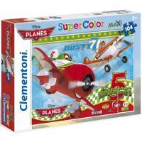 Clementoni 33C23643 - Puzzle Maxi 104, Letadla