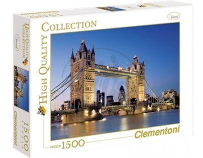 Clementoni Puzzle Tower Bridge 1500d