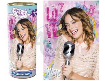 Clementoni 33C21700 - Puzzle Violetta tuba 350, Music