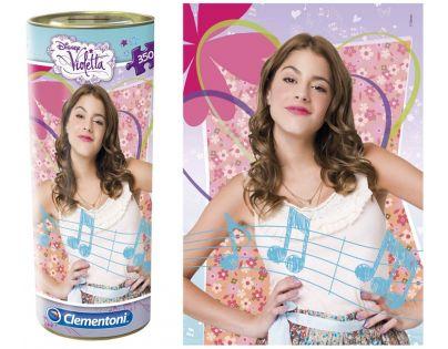 Clementoni 33C21701 - Puzzle Violetta tuba 350, Vášeň