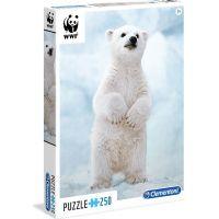 Clementoni Puzzle WWF Medvídě 250 dílků