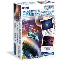 Clementoni Science Planety a komety