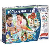 Clementoni Science Sada experimentů 100