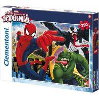 Clementoni Spider-man Puzzle Supercolor 250 dílků