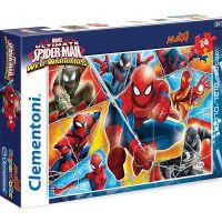 Clementoni Spider-Man Supercolor Puzzle Maxi 24 dílků