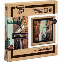 Clementoni Puzzle s rámečkem One way 250 dílků