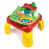 Clemmy Baby Veselý hrací stolek s kostkami a zvířátky 2
