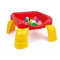 Clemmy Baby Veselý hrací stolek s kostkami a zvířátky 4