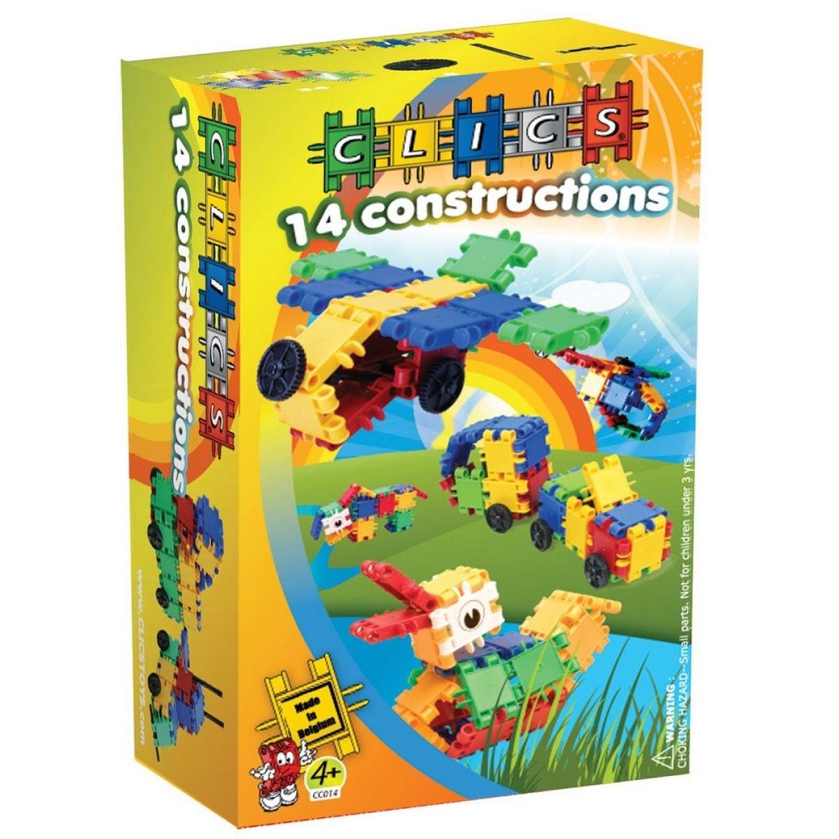 Clics 14 Constructions Box