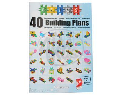 Clics Building Book 40 Constructions