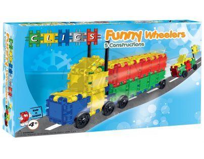 Clics Funny Wheelers Box