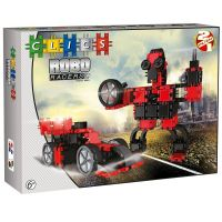 Clics RoboRacers Box - red
