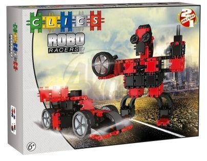 Clics RoboRacers Box - red