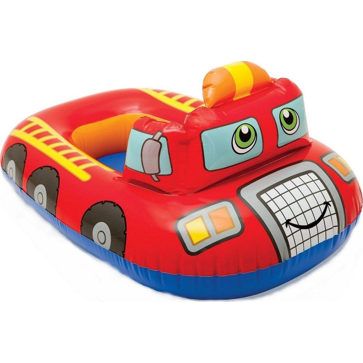 Intex 59380 Člun dětský - Auto červené