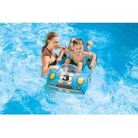 Intex 59380 Člun dětský - Závodní auto modré 2