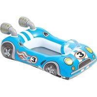 Intex 59380 Člun dětský - Závodní auto modré
