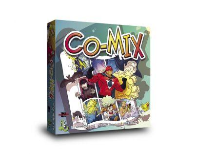 Black Fire Co-Mix společenská hra