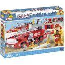 Cobi Action Town 1467 Letištní hasičské auto 2