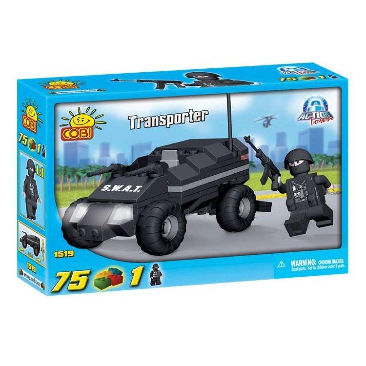 COBI 1519 - Policie - S.W.A.T. transportér