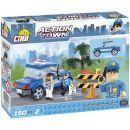 Cobi Action Town 1562 Policejní auto 2