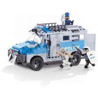 Cobi Action Town 1564 Policejní ozbrojené vozidlo 3