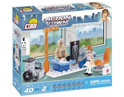 Cobi Action Town 1760 Pohotovost