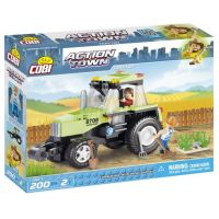 Cobi Action Town 1863 Farma traktor
